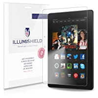 Amazon Kindle Fire HDX 8.9スクリーンプロテクター( 2014) [ 2- Pack ]、iLLumiShield–Japanese Ultra Clear HD Film with気泡防止、指紋防止Invisible Shield