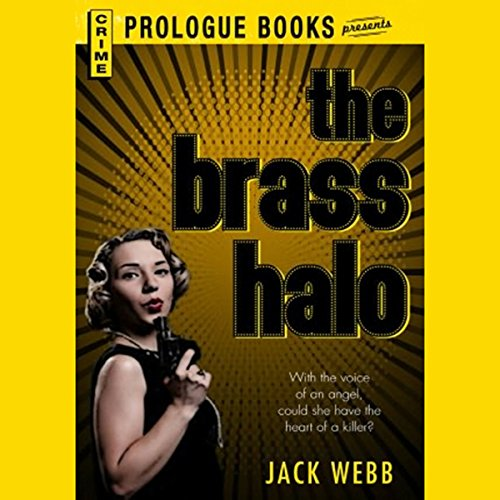 The Brass Halo audiobook cover art