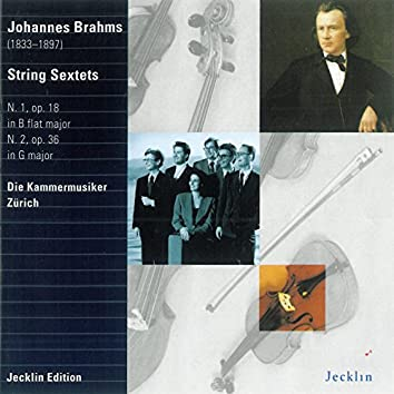 Johannes Brahms: String Sextets