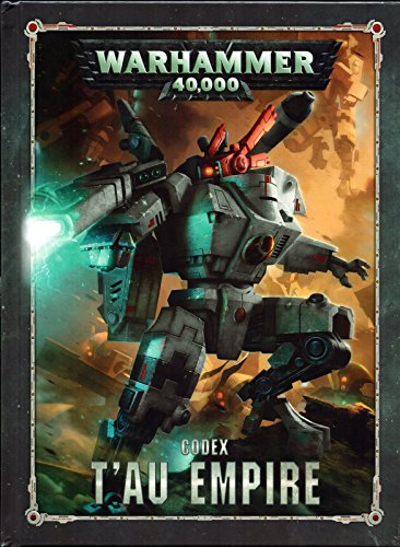 Codex: Tau T'au Empire (HB) (DE) Warhammer 40k Games Workshop