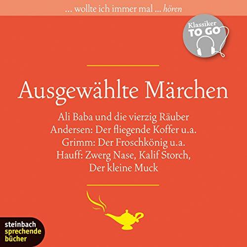 Ausgewählte Märchen (Klassiker to go) audiobook cover art