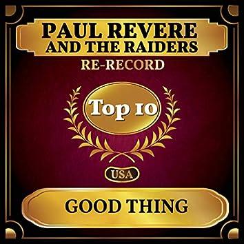 Good Thing (Billboard Hot 100 - No 4)