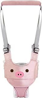 Babywalker Baby Toddler Walking Assistant Protective Belt Carry Trooper Walking Harness Learning Assistant Learning Walk Safety Reins Harness Walker Wings (Pink)