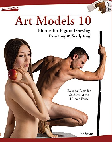 Art Models 10 Companion Disk: Photos for Figure Drawing, Painting, and Sculpting