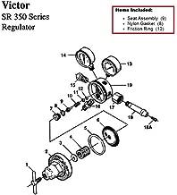 Best victor regulator parts Reviews