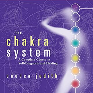 The Chakra System audiobook cover art