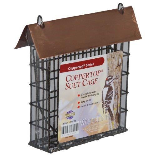 Woodlink COPSUET bross- Cuivre Suet Cage
