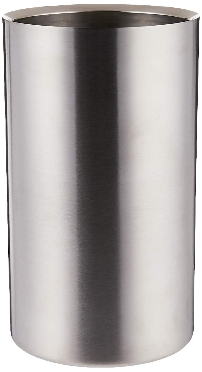Max 85% OFF Winco Double 2021 autumn and winter new Wall Wine Steel Stainless Cooler