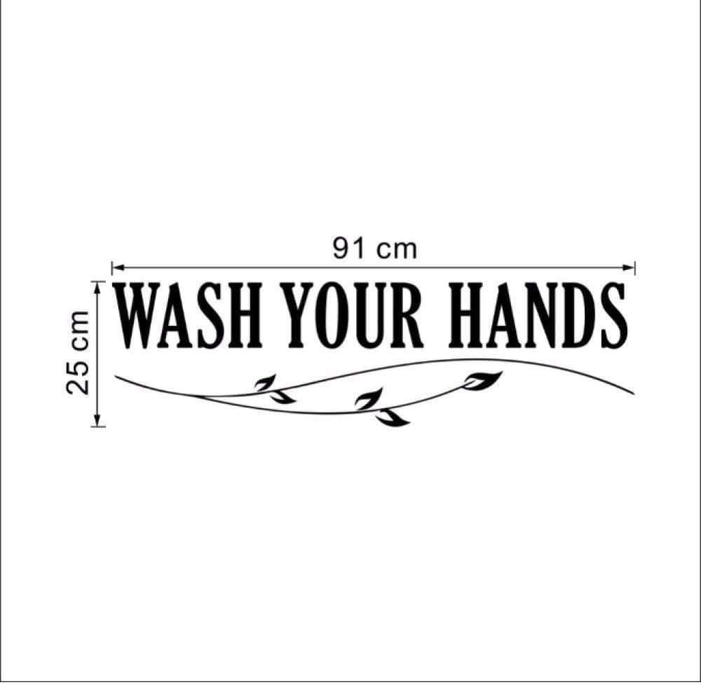 LORBAY Brilliant Creative Genuine Toilet D Wall Stickers Bathroom Regular store