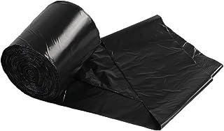 Kiddream 1.5 Gallon Small Garbage Bags, Black, Plastic Trash Bags