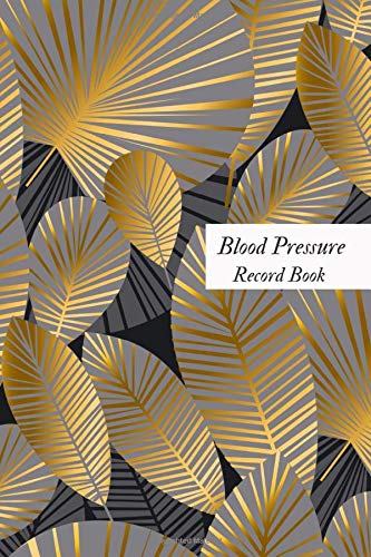 Blood Pressure Record Book: Blood Pressure Monitoring Journal| Daily Record for BP AND Hearth rate with Weekly planner for a year