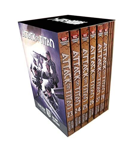 Attack on Titan The Final Season Pa…