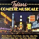Coffret 4 CD : Trésors de la comédie musicale [Import anglais]