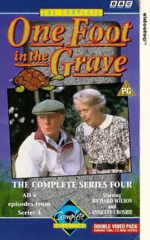 One Foot In The Grave - Series 4 - Complete