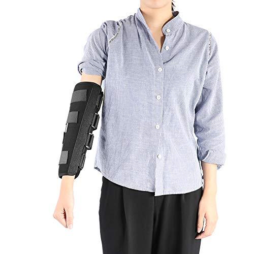 Gelenk-Korrekturbandage, atmungsaktiv, Arm-, Hand- und Fingerstütze, Winter-Stil, Oberlippe / Ellenbogengelenk, Korrekturbandage / Armschiene [M]
