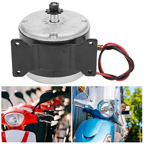 Folany Moteur de vélo électrique, Kit de Conversion de vélo électrique 24V 300W Stable pour Scooter électrique pour Tricycle
