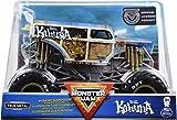 Monster Jam Gran camión Monstruo Kahuna, vehículo Fundido a presión, Escala 1:24