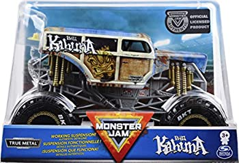 Monster Jam Official Big Kahuna Monster Truck Die-Cast Vehicle 1 24 Scale