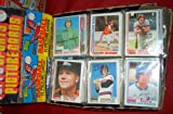 1982 Topps Vintage Baseball Un-Opened Rack Pack...
