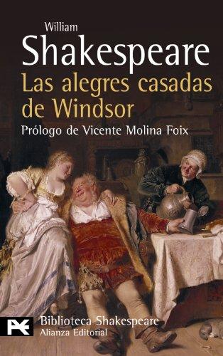 Las alegres casadas de Windsor, William Shakespeare