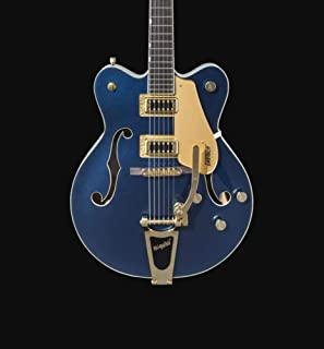 Gretsch G5422TG Limited Edition Electromatic® Hollow Body Double-Cut with Bigsby® Midnight Sapphire