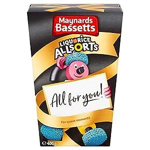 bassetts liquorice allsorts carton 400g Bassetts Liquorice Allsorts Carton 400g 510H5ObtABL