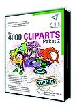 Das 4000 Cliparts Paket 2 (PC+MAC) -