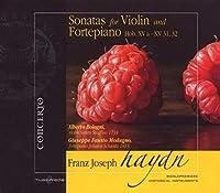 Haydn: Sonatas for Violin & Fo
