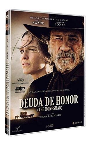Deuda de honor (the homesman) [DVD]