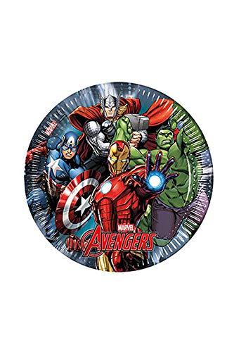Avengers-86663 Accesorio, Multicolor, 8 cm (Procos 6886663)