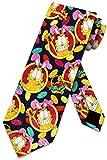 Garfield the Easter Bunny Tie - Mens Garfield Necktie