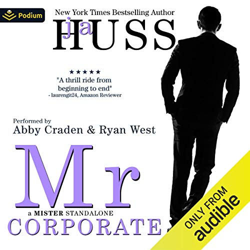 Mr. Corporate cover art