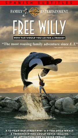Free Willy [USA] [VHS]