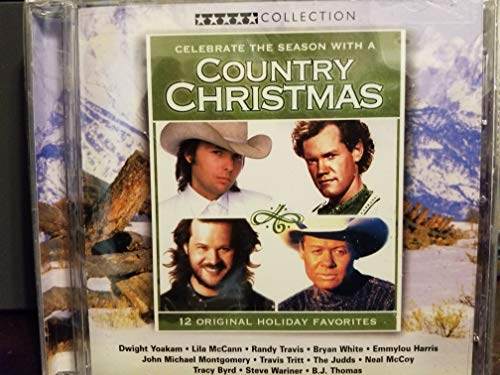 CELEBRATE THE SEASON WITH A COUNTRY CHRISTMAS