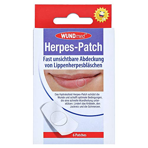 Herpes Patch Hydrokolloid