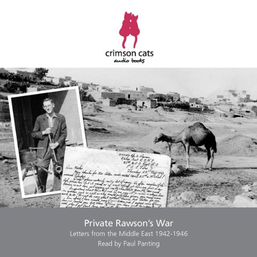 Private Rawson's War cover art