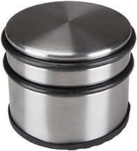 TOOLLAND - TL74051 roestvrijstalen deurstopper, 9 cm diameter x 7,5 cm hoogte, 1,1 kg gewicht 175695