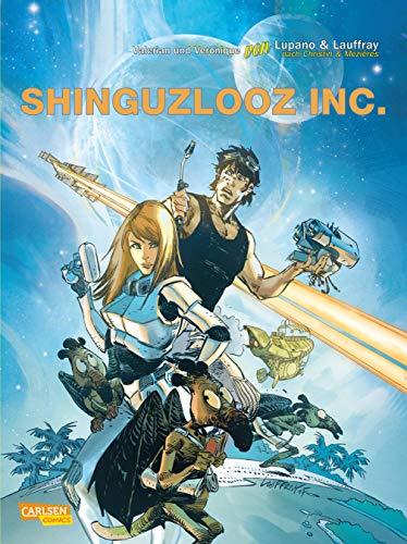 Valerian und Veronique Spezial 2: Shinguzlooz Inc. (2)