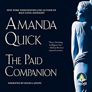 The Paid Companion cover art