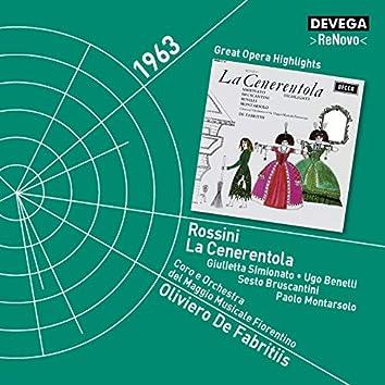 Rossini: La Cenerentola (Highlights)