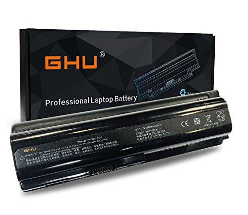New GHU Battery 98 WH Replacement for KS527aa KA526AA 484170-001 EV06 KS524AA Compatible with HP Pavilion Laptop DV4 DV5 Compaq G50 G60 CQ40 CQ45 CQ60 CQ70 462890-542 484171-001 KS526AA 462889-141