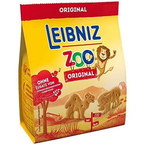 Online Garden Centre Leibniz Zoo Butter Biscuits For Children