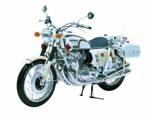 Tamiya - Maqueta de Motocicleta Escala 1:6 (16004)