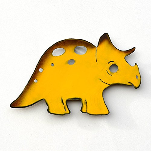 triceratops wall hanging sold out dinosaur metal decor free priva -