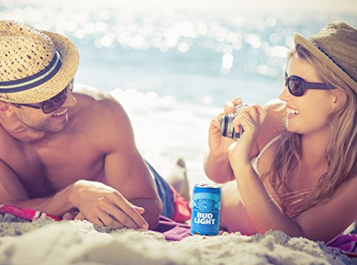 Bud Light Bluetooth Can Speaker- Wireless Audio Sound Stereo Beer Can, Bluetooth Bud Light music player 6