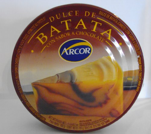 Dulce de Batata con Chocolate ARCOR, 700g
