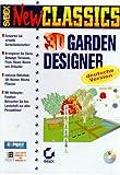 3D Garden Designer. Pappkassette. CD- ROM für Windows 3.1/95.e Version -