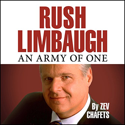 Rush Limbaugh audiobook cover art