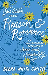 Reason & Romance book cover, a Sense and Sensibility retelling