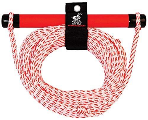 AIRHEAD Ski Rope, EVA Handle, 1 Section